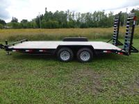 <span class='hidden'></span> Quality Trailers 12K Equipment Trailer